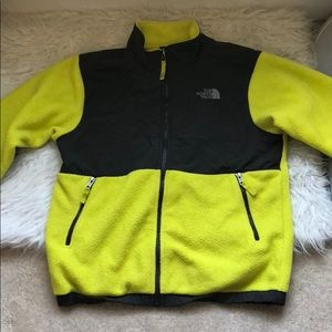 The North Face Jackets & Coats - ⚡️the north face electric yellow jacket